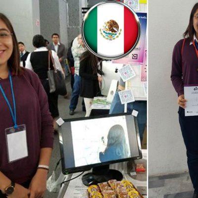 #Yes: Mexicana gana medalla internacional por innovador sistema para aprender inglés