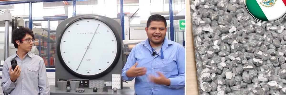 #Genio: Mexicano de 25 años crea fábrica de un concreto que purifica el aire
