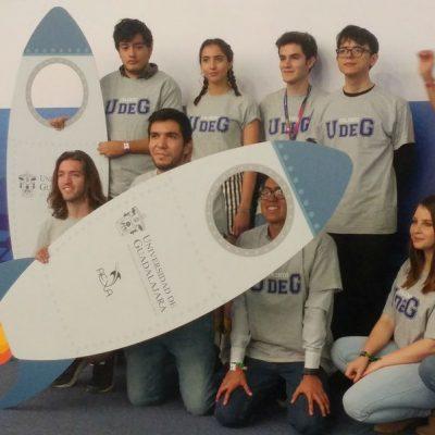 #MexicaNASA: Estudiantes tapatíos entrenan en la NASA como verdaderos astronautas