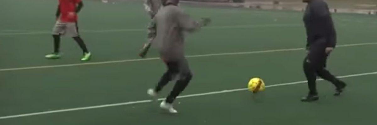 Futbol inmigrantes