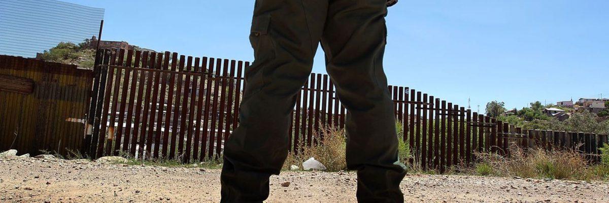 patrulla fronteriza