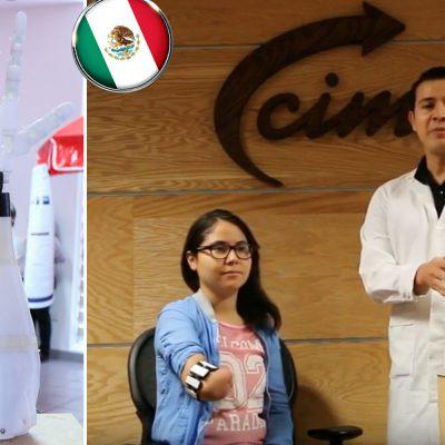 #IronMex: Científicos mexicanos desarrollan increíble prótesis de brazo estilo Iron Man