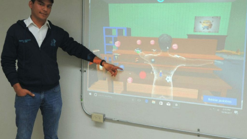 Mexicanos diseñan robots y videojuegos para rehabilitar a niños
