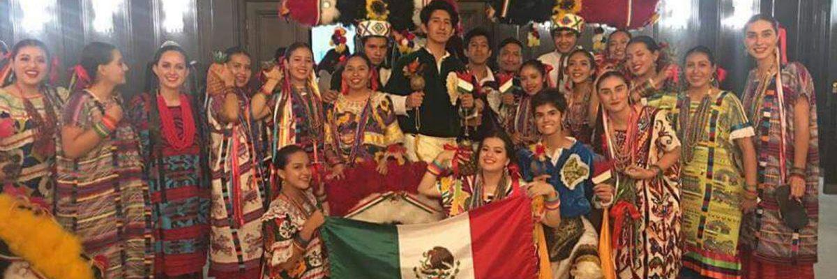#Mágico: Oaxaca gana competencia internacional de danza en Rusia