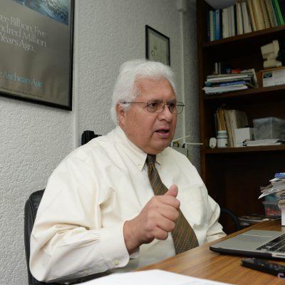 Rafael Navarro - Científico mexicano en la NASA