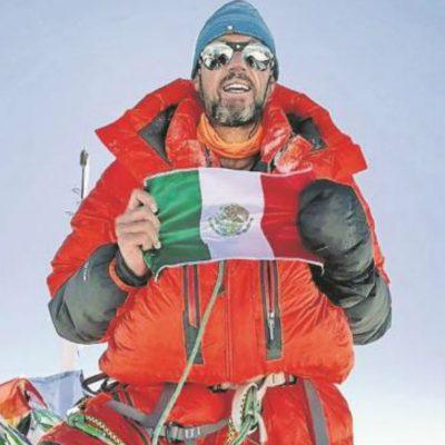 José Luis Sánchez Fernández - Alpinista mexicano