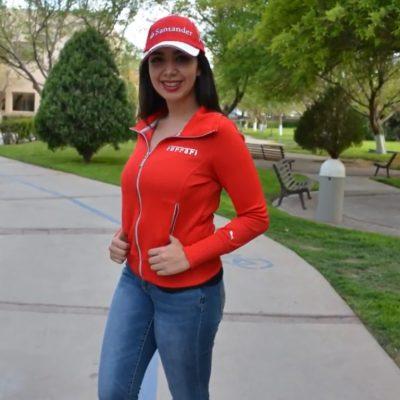 Alma Macías, ingeniera mexicana en Escudería Ferrari