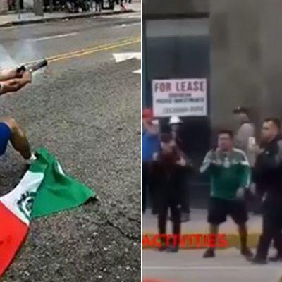 """#Ay: Fan del """"Tri"""" enfrenta 27 años de prisión tras festejos en Los Ángeles"""