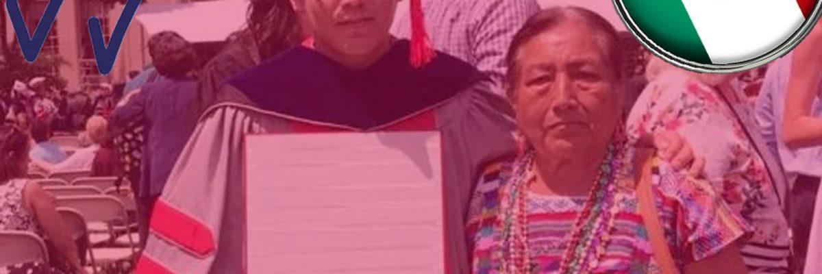 #Orgullo: El indígena oaxaqueño que es doctor por el MIT