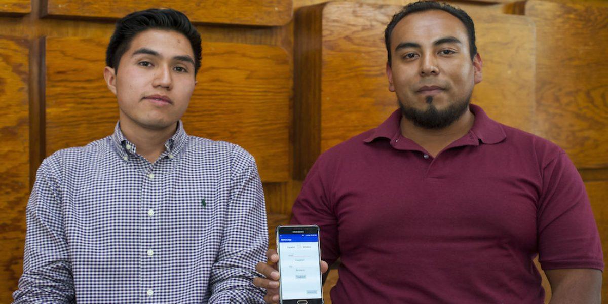#OrgulloIndígena: Estudiantes del IPN crean app para aprender a hablar mixteco