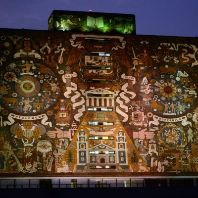 UNAM es la universidad más hermosa de Latinoamérica