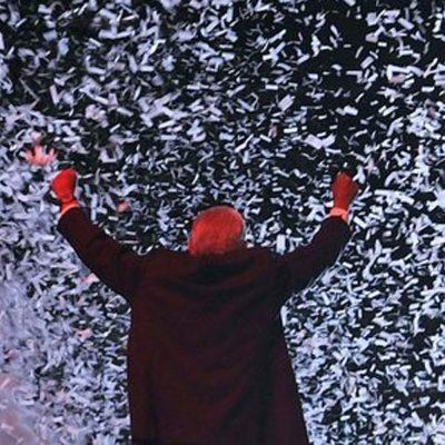 """#AMLO: """"La patria es primero"""", dice López Obrador tras arrasar en las elecciones"""