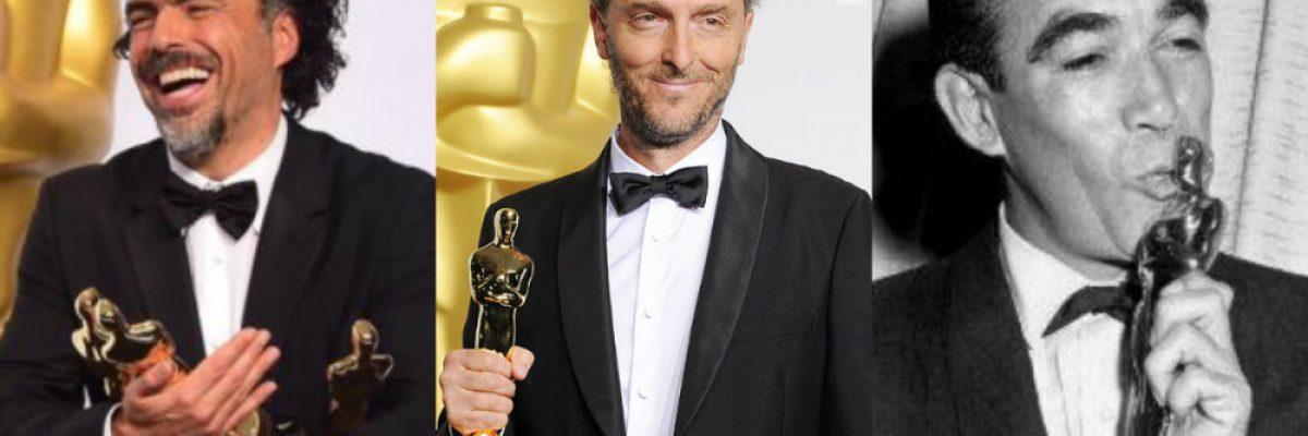 Los 13 mexicanos que han logrado ganar un premio Oscar