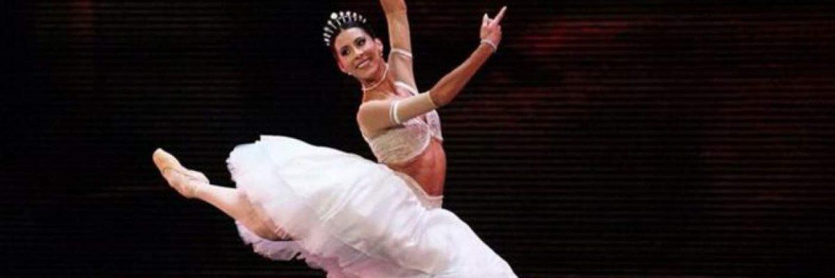 """#OrgulloMexicano: Elisa Carrillo recibe el """"Alma de la Danza"""", el mayor reconocimiento ruso para la danza clásica."""