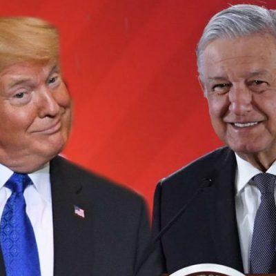 Así reaccionó AMLO al enterarse de que Trump comparó a México con Afganistán
