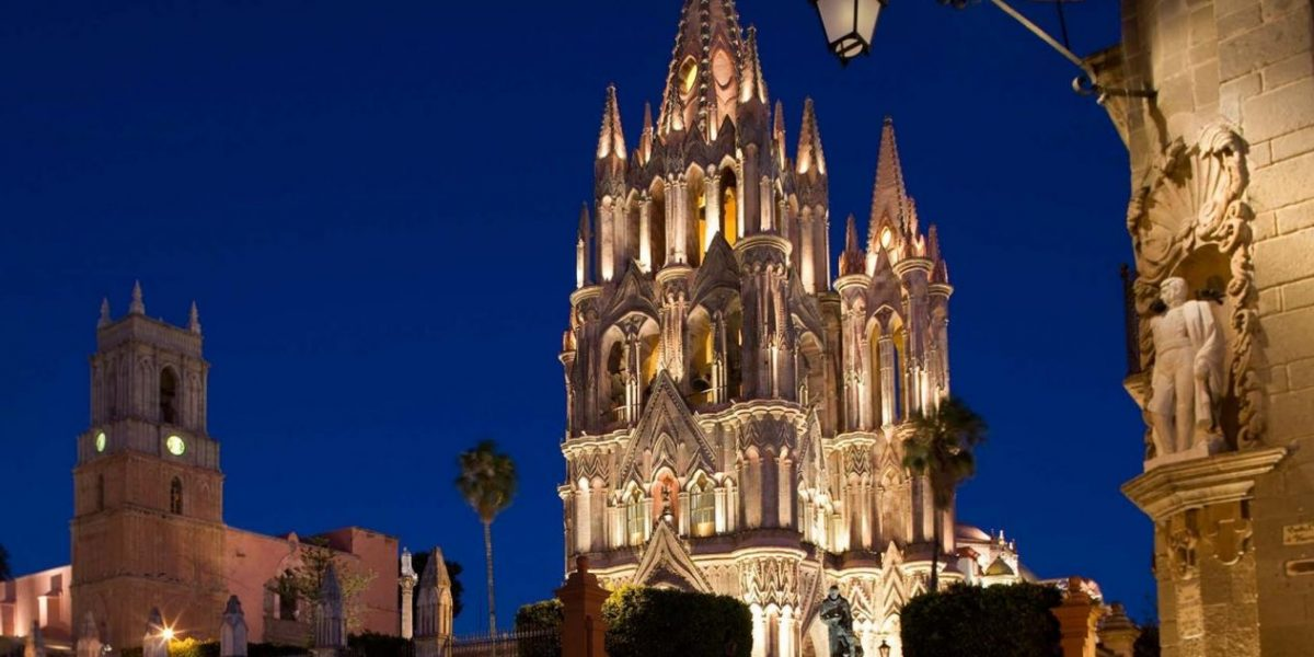 San Miguel de Allende, Capital Americana de la Cultura 2019