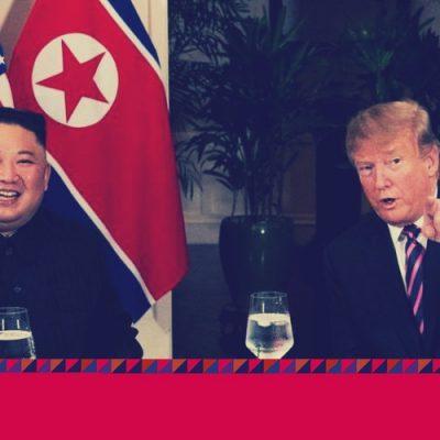 Dicen que siempre no; reunión Trump Kim Jong-Un terminó abruptamente