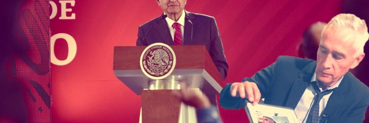 Esto fue lo que dijo el presidente mexicano sobre secuestro de Jorge Ramos