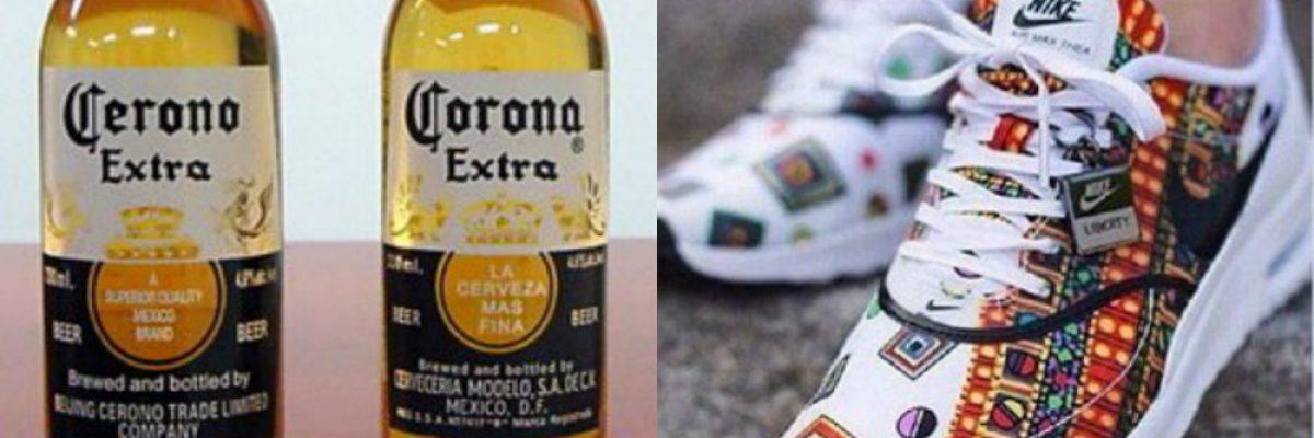 Así han plagiado productos mexicanos para venderlos en el extranjero
