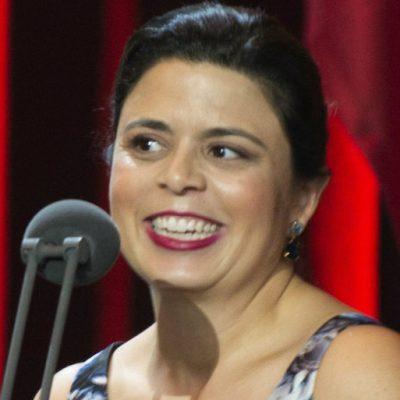 La primera productora latina que es nominada a un Oscar