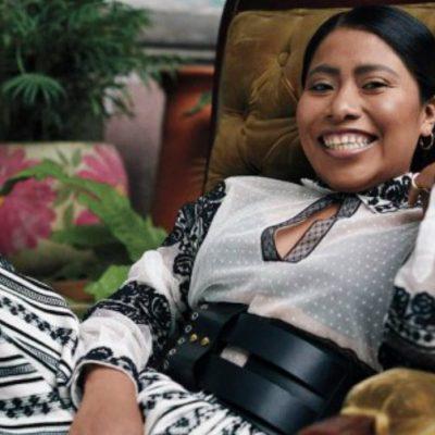 Las prendas típicas de México que Yalitza Aparicio ha presumido en el mundo