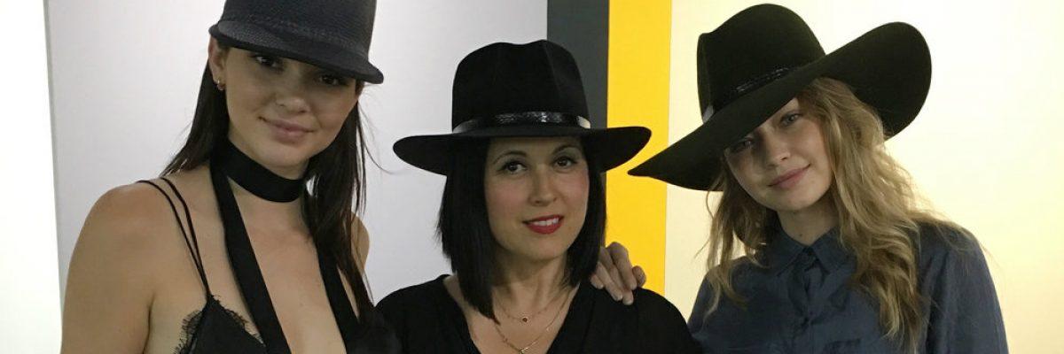 La diseñadora mexicana que ha conquistado a modelos y estrellas de Hollywood