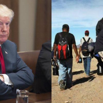 Condado de EU prepara demanda contra Trump por abandonar a migrantes