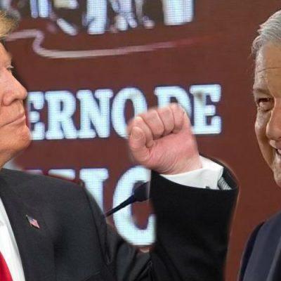 La razón por la que AMLO buscará acuerdo con Donald Trump