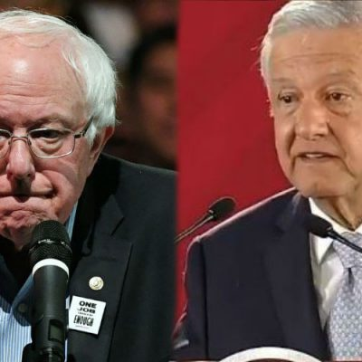 Bernie Sanders, el político al que comparan con AMLO, va por la presidencia de EU