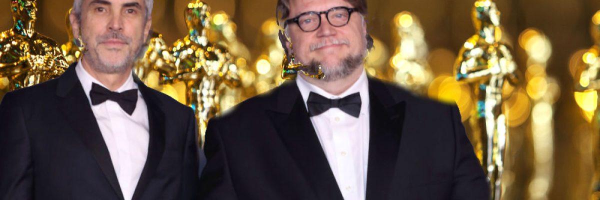 La decisión que tomaron en los Oscares que hizo enojar a Cuarón y Del Toro