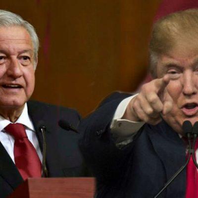 Trump acusa a gobierno mexicano de ayudar a los migrantes a llegar a la frontera
