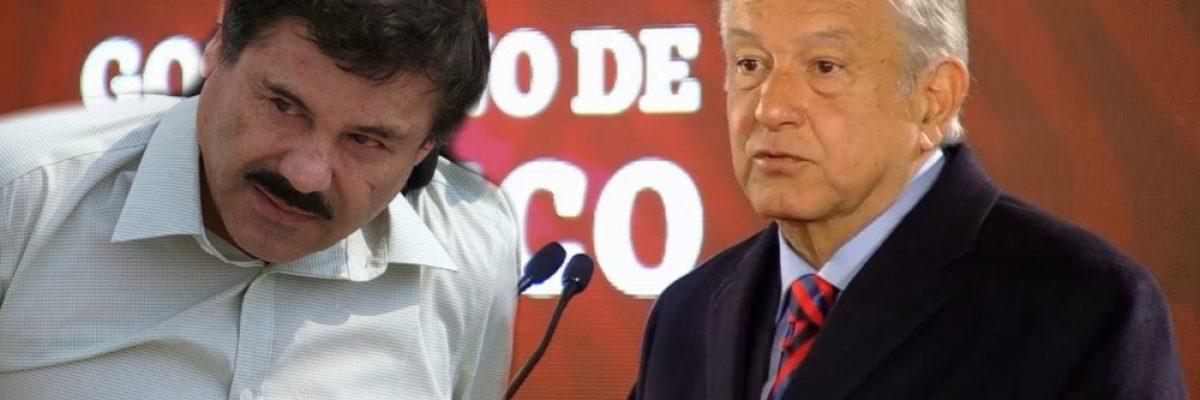 Esto dijo AMLO sobre la sentencia de 'El Chapo' Guzmán