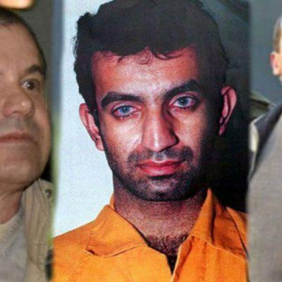 Estos serían los compañeros de 'El Chapo' Guzmán en prisión