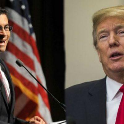 Demócrata sale en defensa de los migrantes y le responde a Trump en español