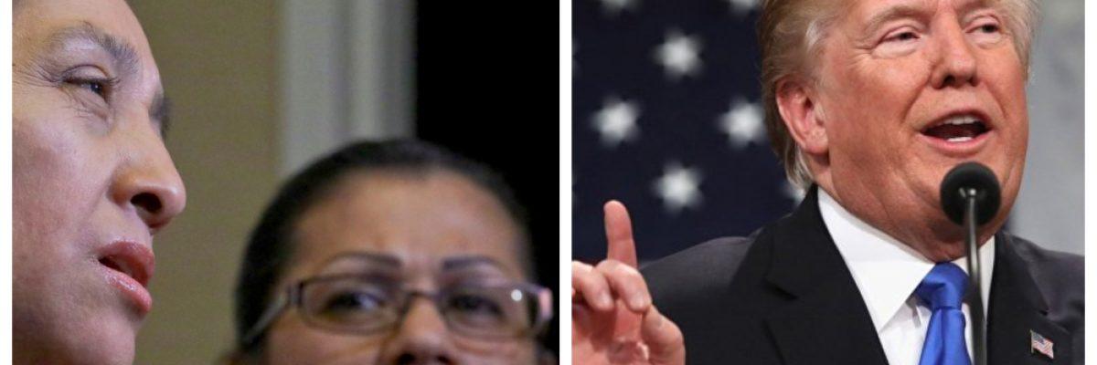 Extrabajadoras indocumentadas de Trump le harán frente al presidente