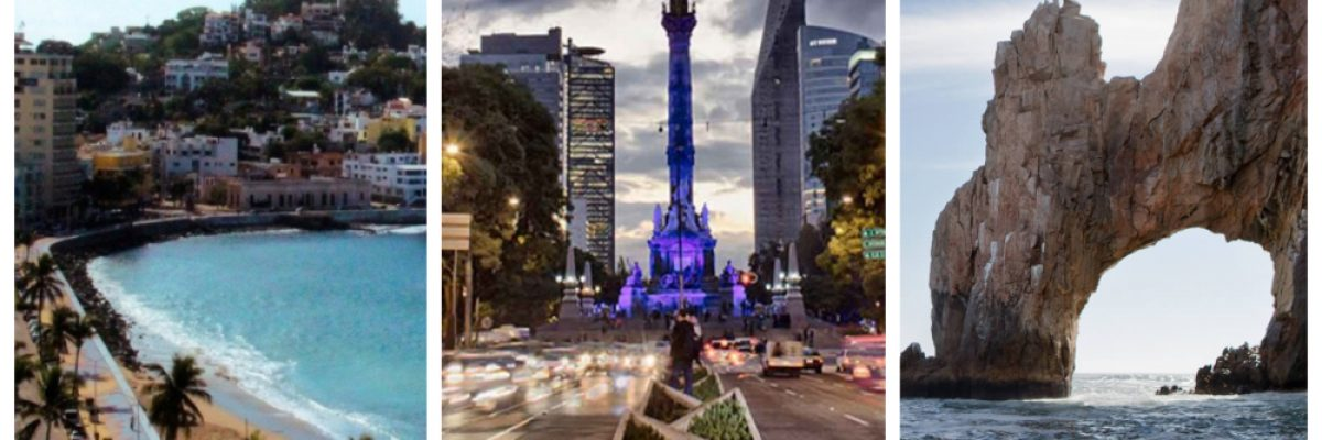 10 increíbles lugares de México que enamoran a los extranjeros