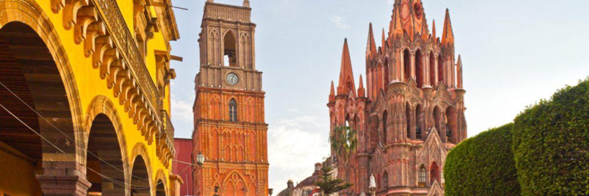 ¿Por qué hay tantos 'gringos' en San Miguel de Allende?