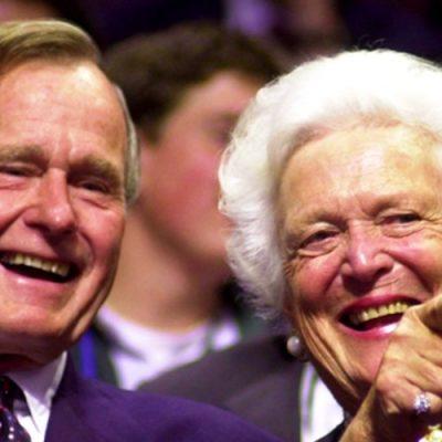 Revelan que Barbara Bush despreció por años a Donald Trump