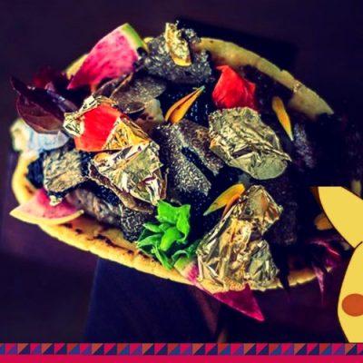 El taco más caro del mundo regresó; ahora lo podrás comer en ¡México!
