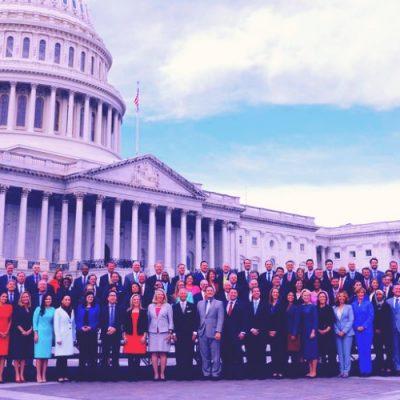 Una nueva fuerza: más mujeres congresistas