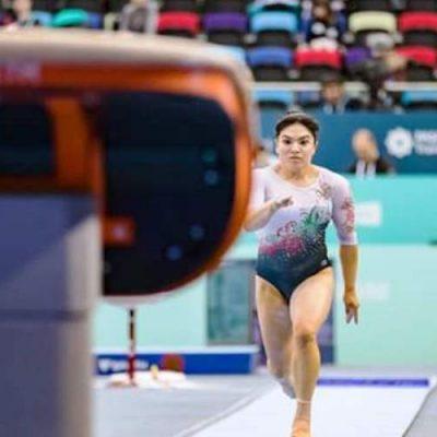 Alexa Moreno lo vuelve a hacer y llega a otra final de gimnasia