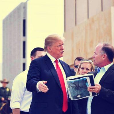 """Mexicanos aplican la """"viva"""" a Donald Trump y a su seguridad"""