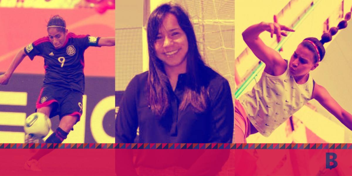 Las 5 futbolistas mexicanas que rompieron paradigmas