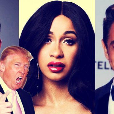 Las personalidades que están en contra del muro de Donald Trump
