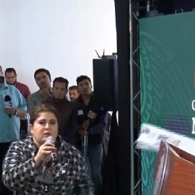 Revelan a AMLO que ´gringo' quiere gobernar estado mexicano; él lo niega
