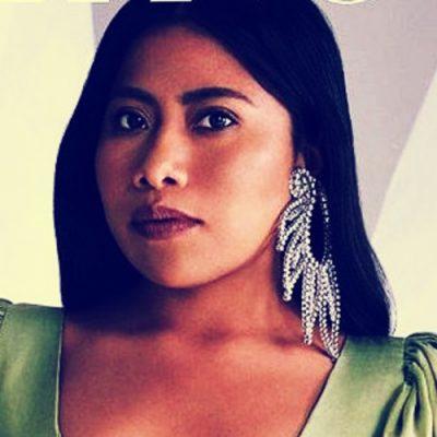 Yalitza Aparicio recibirá llaves de ciudad en el extranjero