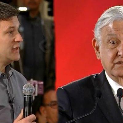 Reportero lanza pregunta en inglés a AMLO y genera polémica