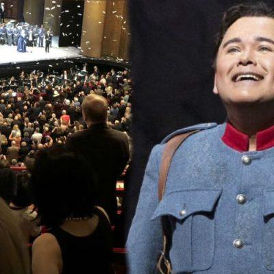 Javier Camarena, el tenor mexicano que hizo historia en Nueva York