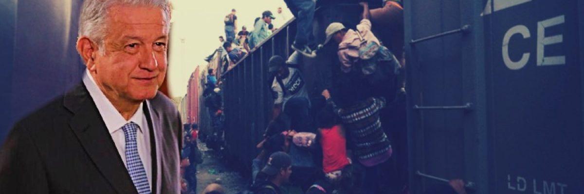 Esto es lo que pasará con los migrantes que lleguen a México