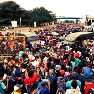 Gobierno de AMLO ahora es el rey en detenciones de migrantes; podría superar lo hecho por Obama